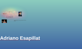Adriano Esapillat