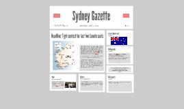Sydney Gazette