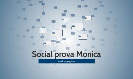 Social Prova Monica