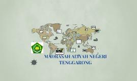 Copy of MADRASAH ALIYAH NEGERI TENGGARONG