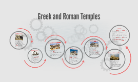 Greek and Roman Temples by Elizabeth Djaja