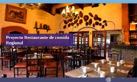Proyecto Restaurante de comida Chihuahense