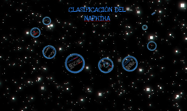 Copy of Clasificación del NAPHTHA
