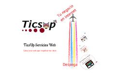 TicsUp Servicios Web