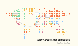 Study Abroad Campaign Overview