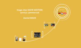 Stage chez SOCRI GESTION