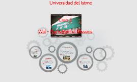 Copy of Universidad del Istmo