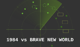 a brave new world vs 1984 1984 vs brave new world essay imagine a world in which people are produced in factories, a world lost of all freedom and individuality, a world where people are exiled or disappear for breaking the mold.