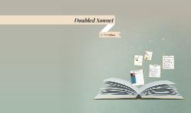 Doubled Sonnet