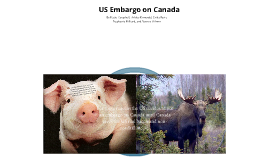 US Embargo on Canada