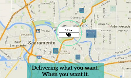 Delivering what you want. When you want it.