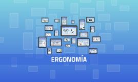Copy of ERGONOMÍA