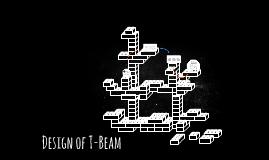 Design of T-Beam
