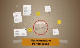 Planejamento e Periodização