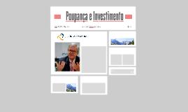 Poupança e Investimento