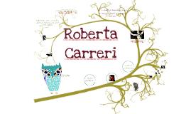 Copy of roberta carriri