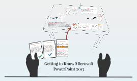 Getting to Know Microsoft PowerPoint 2013