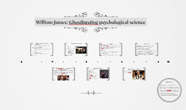 Copy of William James: Ghostbusting psychological science