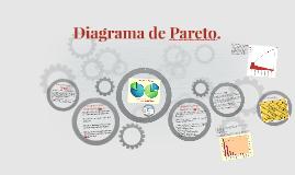 Diagrama de Pareto.