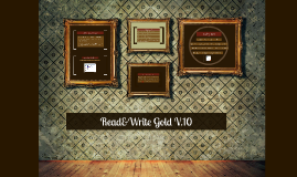 Read&Write Gold