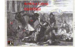 América latína espanhola