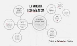 Copy of LA MODERNA ECONOMIA MIXTA