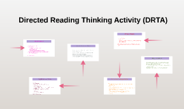 directed reading thinking activity A study investigated the effects of the directed reading thinking activity on  egyptian first-year secondary stage efl students' referential and.
