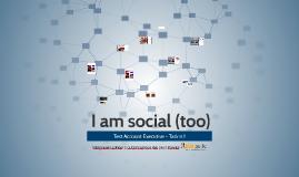 I am social (too) - Task n.1