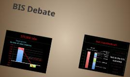 BIS Debate Photos
