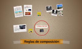 Reglas de composición