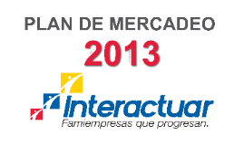 Copy of Plan de Mercadeo 2013