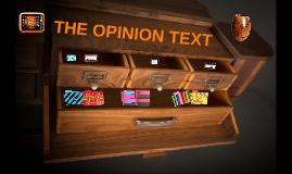 The Opinion Essay sec.4 - Organizer