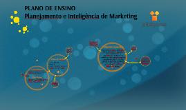 Copy of Copy of PLANO DE ENSINO Composto Mercadológico