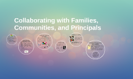 Collaborating with Families, Community, and Principals