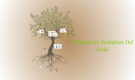 Copy of Propiedades Biologicas Del Suelo
