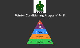 17-18 Gibbons STRENGTH Winter Conditioning Program