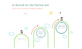 In Search for the Perfect Job