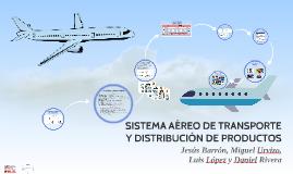 SISTEMA AÉREO DE TRANSPORTE Y DISTRIBUCIÓN DE PRODUCTOS