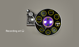 Copy of recording art