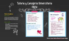 Tutoría y Consejería Universitaria