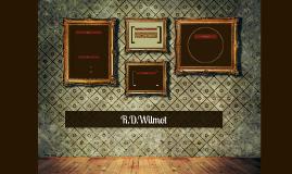 R.D.Wilmot