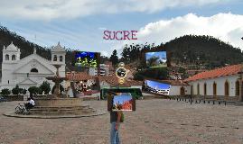 Visita Sucre