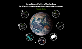 School Council's Use of Technology for Effective Communication & Parent Engagement