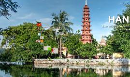 Capital de Vietnam y la segunda ciudad más grande del país p