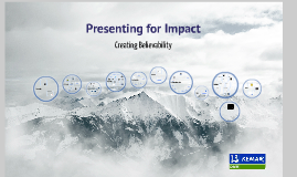 Copy of Presenting for Impact - Final