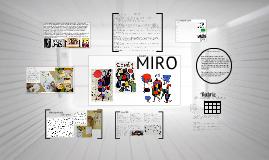 Copy of Joan Miro art Kindergarten Lesson