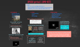 APUSH period 5 (1848-1877)