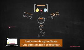 Copy of Una aproximación conceptual