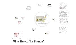 Proceso de elaboración de vino blanco