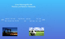 Petróleo y Fútbol en Venezuela